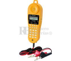 Teléfono comprobador de líneas telefónicas Proskit MT-8006B