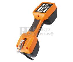 Teléfono para pruebas de líneas telefónicas Proskit MT-8001